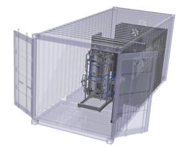 Biogass oppgradering
