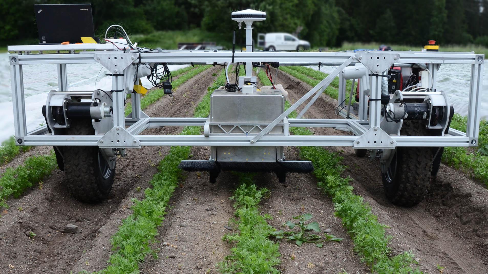 Prototype in the field